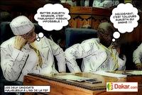 Assemblée générale de la Fédération Sénégalaise de Football: Me Augustin Senghor réélu devant ses deux adversaires Mbaye DIouf Dia et Louis Lamotte