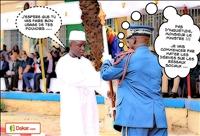 Installation du nouveau Directeur général de la Police nationale