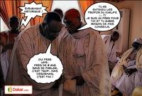 Abdoulaye Wade et Macky Sall scellent leur réconciliation devant le Khalife général des Mourides
