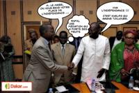 Le Chef du gouvernement Mouhamed Boun Abdallah Dionne règle le différend entre la Ville de Dakar et le ministère du cadre de vie relatif à l'aménagement de la Place de l'indépendance