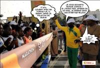 Le Premier ministre donnait le coup d'envoi de la 2e édition du Marathon de Dakar