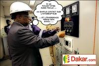 Le chef de l'État Macky Sall a procédé à l'inauguration de la centrale électrique