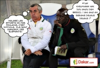 Eliminatoires/Mondial 2014: Côte d'Ivoire-Sénégal à Casablanca