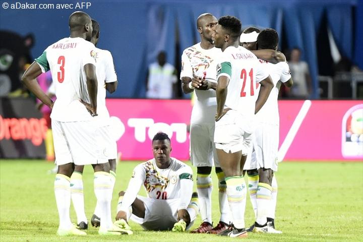 Quarts de finale le s n gal limin de la coupe d afrique - Prochaine coupe d afrique des nations ...
