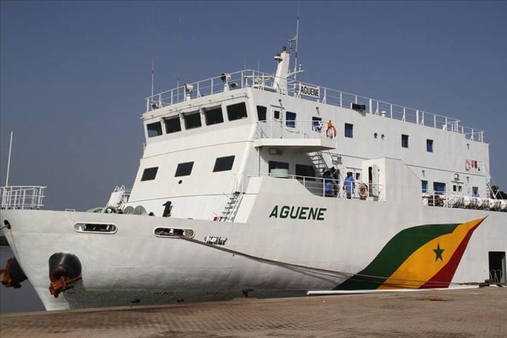 bateau ziguinchor