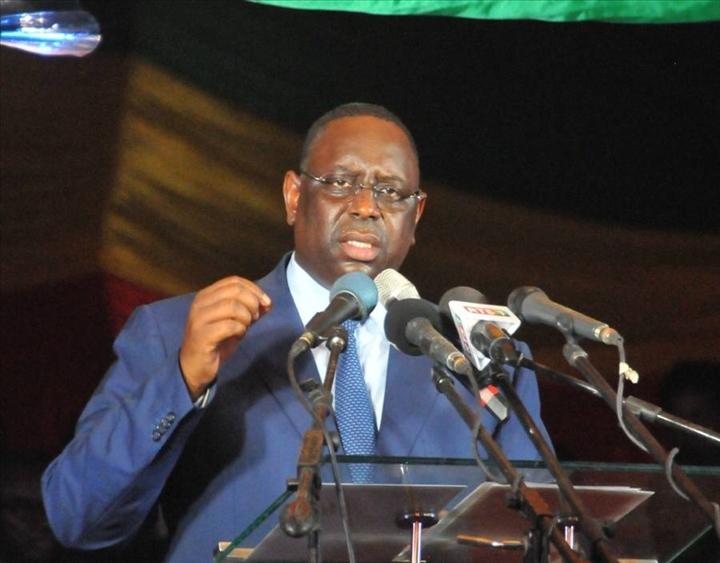 aDakar.com par DF Le Centre International de Conférence de Diamniadio  inauguré par Macky Sall Dakar c762b4e570b